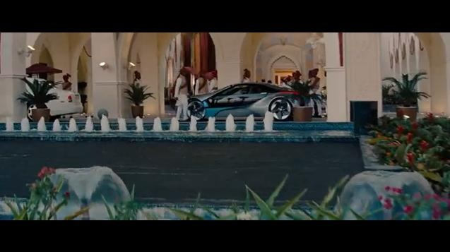 BMW i8 appears in Mission Impossible 4 Trailer