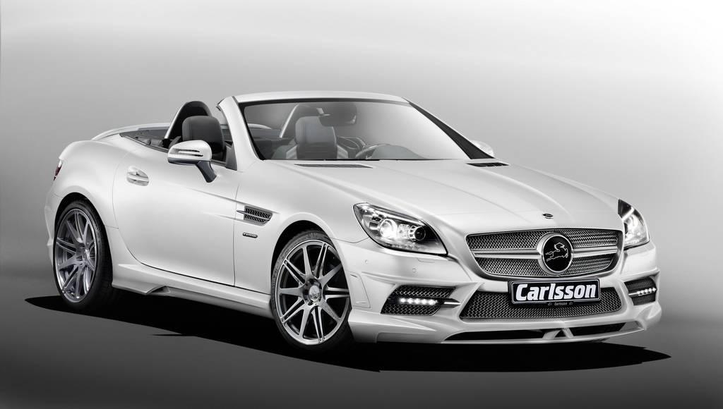 Carlsson 2012 Mercedes SLK