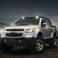 Chevrolet Colorado Rally Concept Pickup