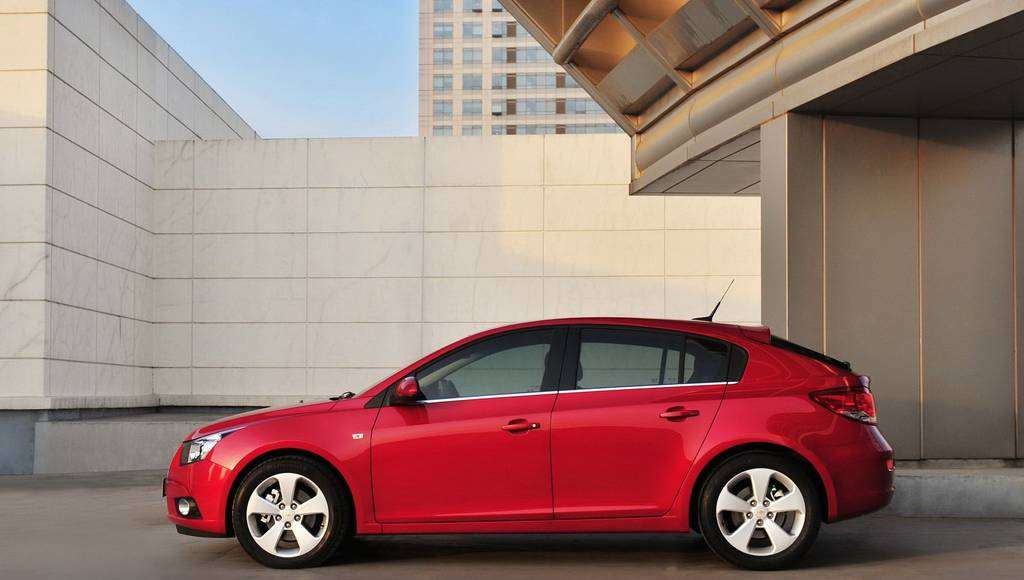 Chevrolet Cruze Hatchback Price