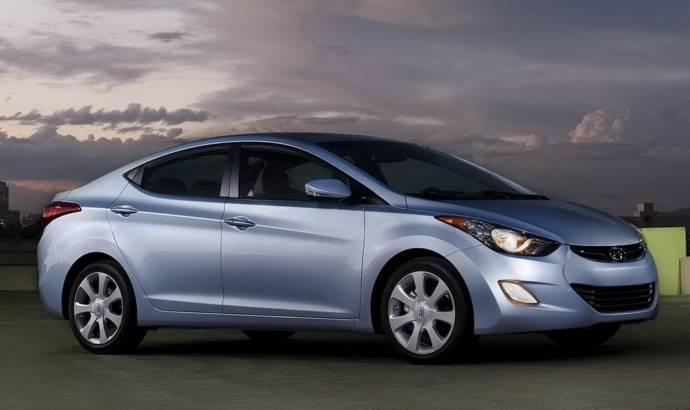 Hyundai Elantra Coupe Rumor