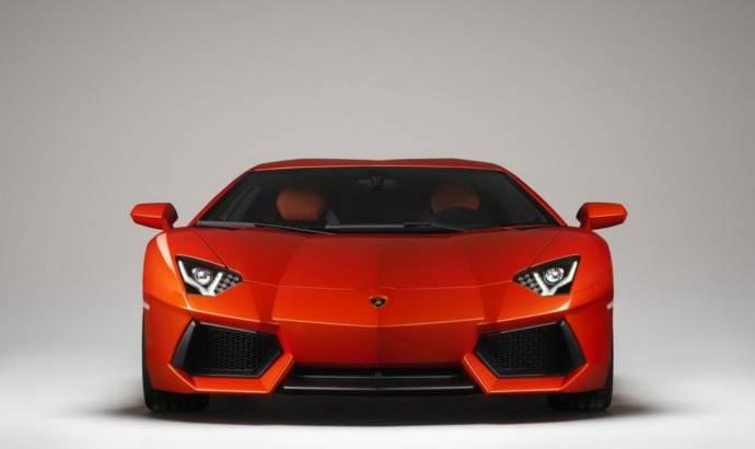 Lamborghini Aventador Roadster Announced