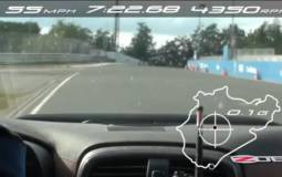Video: 2012 Chevrolet Corvette Z06 Nurburgring Lap Time