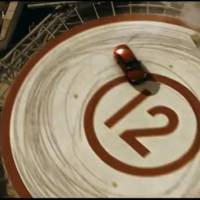 Video: BMW 1M Drifting on Helipad
