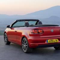 Volkswagen Golf Cabriolet Price
