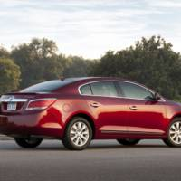 2012 Buick LaCrosse eAssist Priced at 29960 USD