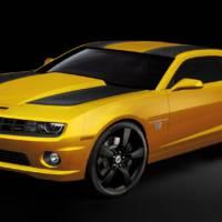 2012 Chevrolet Camaro Transformers Edition