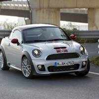 2012 MINI Cooper Coupe Revealed