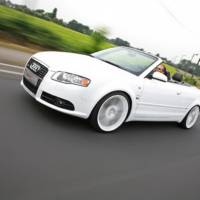 Audi A4 Cabrio by Sport Wheels