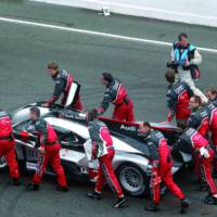 Audi R18 TDI wins 2011 24 Hours of Le Mans