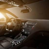 Citroen DS5 Interior Photos