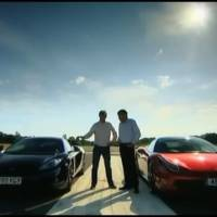 Ferrari 458 Italia vs McLaren MP4 12C Video