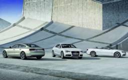 2012 Audi A5 Sportback Coupe Cabriolet and S5