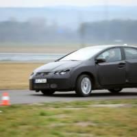 2012 Honda Civic preview