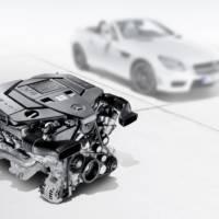 2012 Mercedes SLK AMG gets 422HP V8