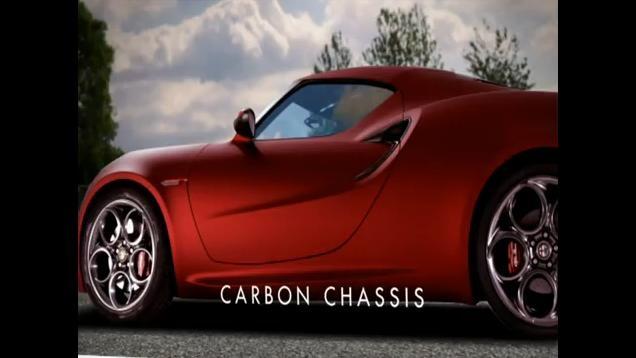 Alfa Romeo 4C Promo Video