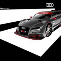 Audi A5 Coupe DTM Concept