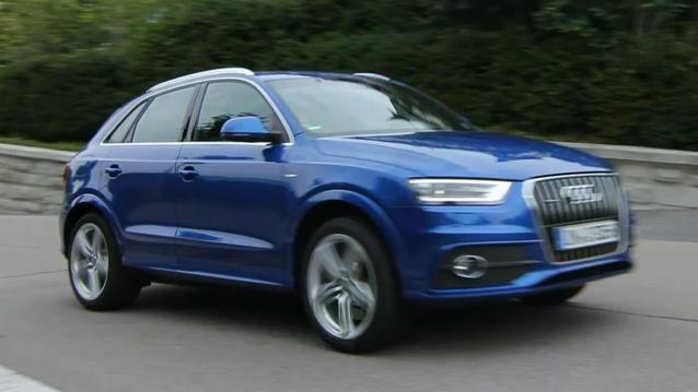 Audi Q3 RS Video