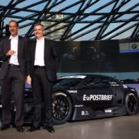 BMW M3 Coupe DTM Concept