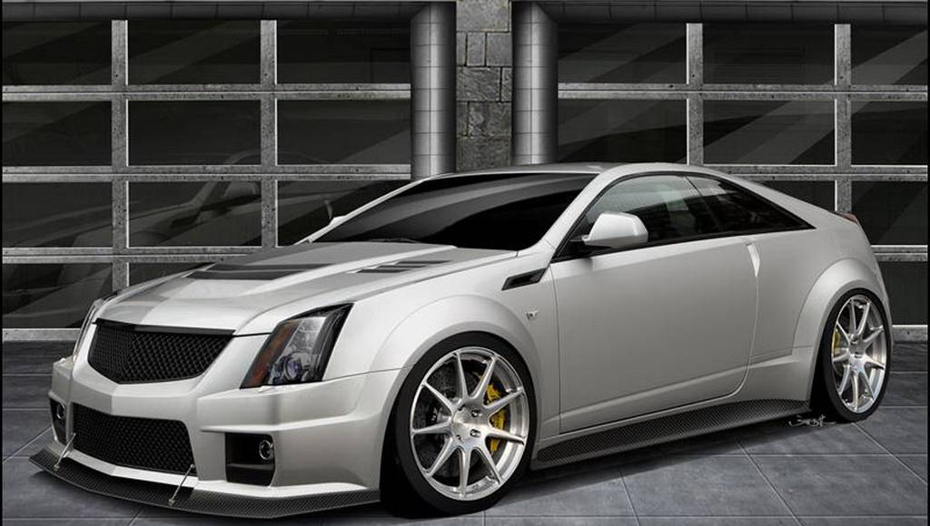 Hennessey Cadillac CTS V Coupe