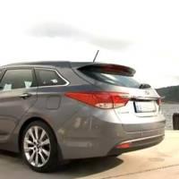 Hyundai i40 Tourer Review Video