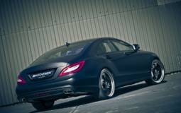 Kicherer 2011 Mercedes CLS 500