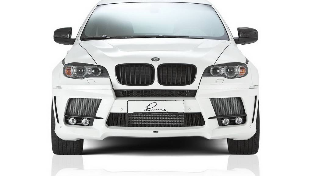 Lumma Design BMW X6 xDrive40d
