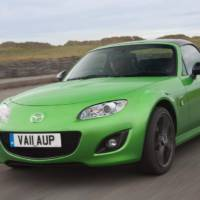 Mazda MX5 Sport Black and Mazda2 Black Editions