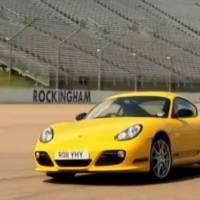 Porsche Cayman R Review Video