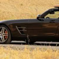 Promo Video: Mercedes SLS AMG Roadster