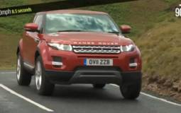 Range Rover Evoque Review Video