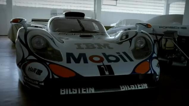Video: Porsche announces return to Le Mans in 2014