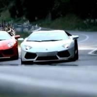 2012 Lamborghini Aventador Promo Video