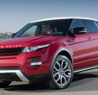 2012 Range Rover Evoque US Price