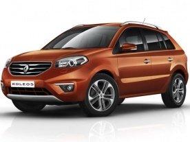 2012 Renault Koleos Price