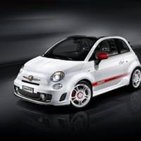 Abarth Fiat 500C manual priced from 16856 GBP