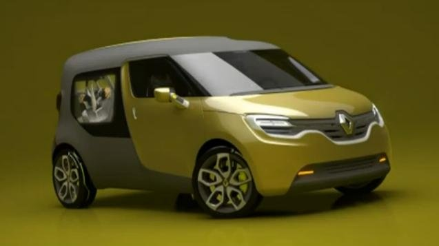 Renault Frendzy Concept Video