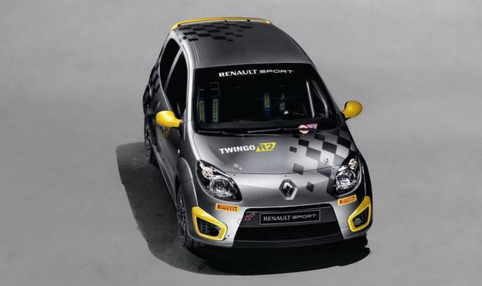 Twingo Renaultsport R1 and R2 Trophy