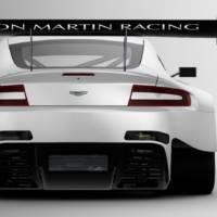 2012 Aston Martin V12 Vantage GT3