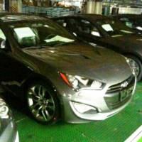 2012 Hyundai Genesis Coupe Facelift