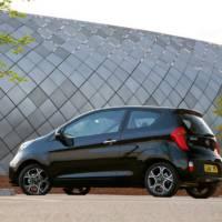 2012 Kia Picanto 3 door