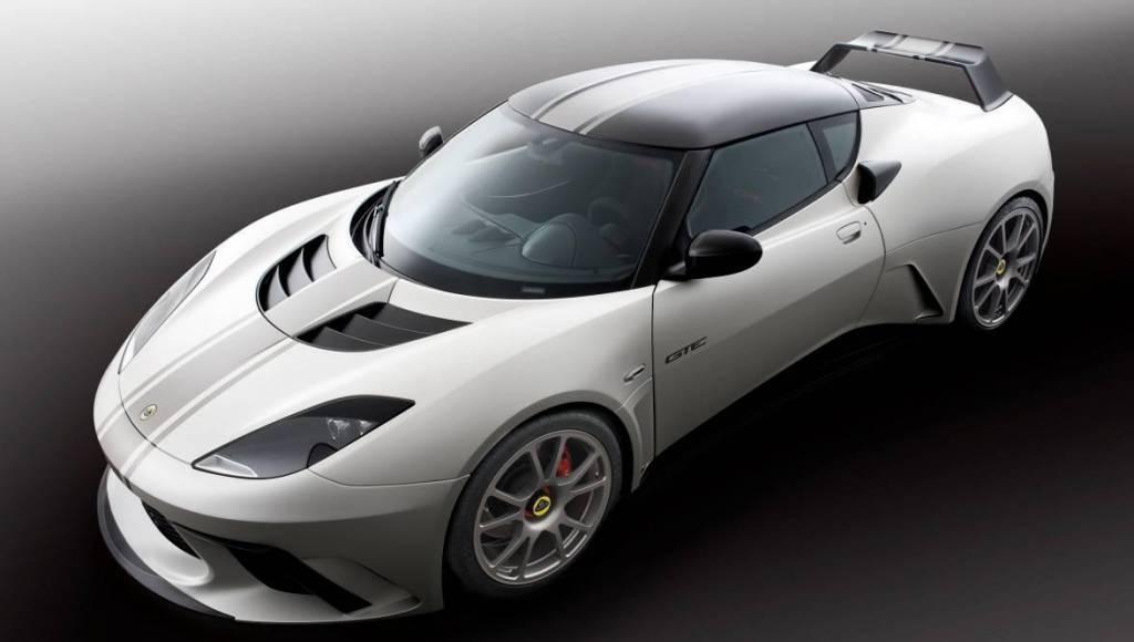 2012 Lotus Evora GTE Road Car
