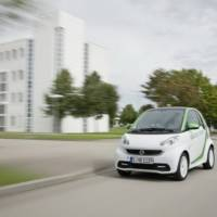 2012 Smart ForTwo Electric Drive and ebike