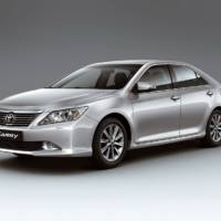 2012 Toyota Camry Global Model