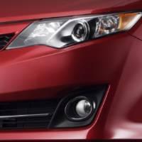 2012 Toyota Camry Teased Again