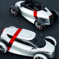 Audi Urban Concept Sportback and Spyder