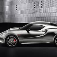 Frankfurt 2011: Alfa Romeo 4C Concept