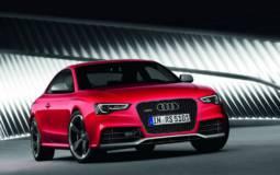 2011 IAA: 2012 Audi RS5 Facelift