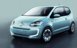 2011 IAA: Volkswagen Buggy up, Cross up, GT up, Eco up and more