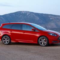 2012 Ford Focus ST Hatchback and Wagon